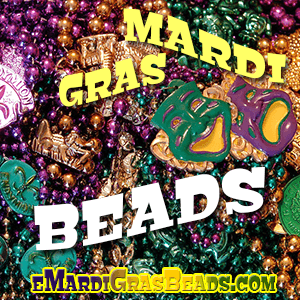 Mardi Gras Beads for all holidays