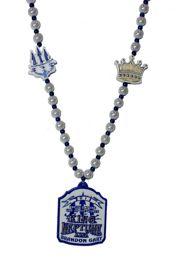 """Custom beads """"King Neptune 2013"""""""
