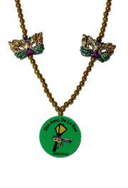 """""""Des Amis De la Rue 2003-2013"""" custom beads"""