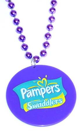 """Pampers"" Custom Beads"