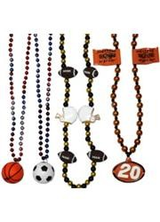Team Spirt Beads and Team Sports Beads