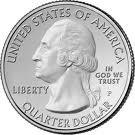 Actual Size Quarter