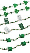 St Patricks Day Beads