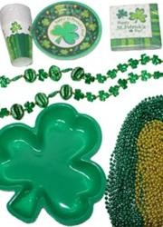 St Patricks Day Beads and Supplies