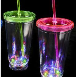 16oz LED Tumbler Light-up