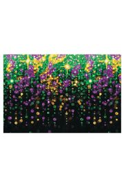 6ft x 9ft Mardi Gras Galore Backdrop Wall Decoration/ Float Decorations