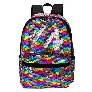 Sequin Mardi Gras Backpack