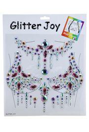Multicolor Body Jewels/ Tattoo Set