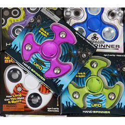 3in Hand Spinner Assortment