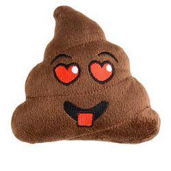5in Plush Emoticon/ Emoji Poop