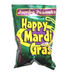 Mardi Gras Peanuts