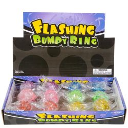 1.5in Light up Bumpy Rings