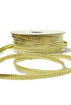 Crinkle Gold Ribbon