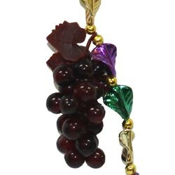 Grapes Cluster Necklace