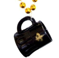 Fleur-De-Lis Beer Mug Beads
