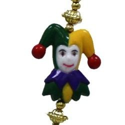 Male Jester Necklace