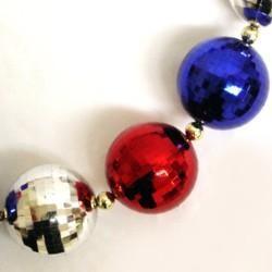 Jumbo Patriotic Necklace