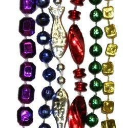 33in Assorted Style Beads