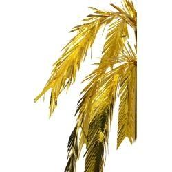 26in Metallic Gold Feather Cut Fountain