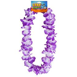 36in Assorted Large Petal Lei