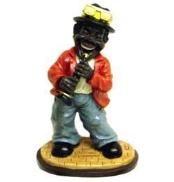 6in x 4in Jazzman Series Figurines