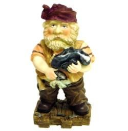 6in x 3in Pirate Series Figurines