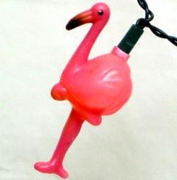 7 feet Flamingo Lights