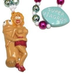 Naughty Beads: Penis Hugging Woman