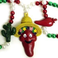 Senor Chile Necklace