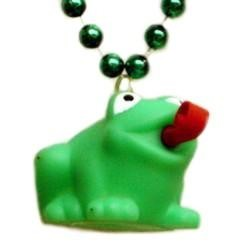 Silly Frog Necklace