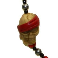 Pirate Skulls Necklace
