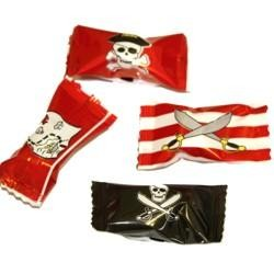 Pirates Assorted Butter Mints Candy