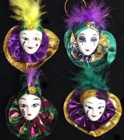 4in x 2.5in Doll Face Pin/ Brooch