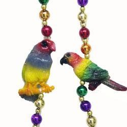 42in Parrot Necklace