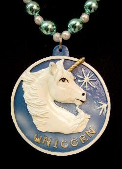 42in Unicorn/ Horse/ Pony Necklace