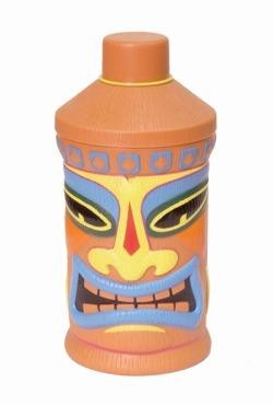 8in 24 oz Tiki Plastic Drink Shaker