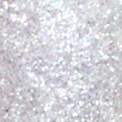 16oz Fine White Iridescent Glitter