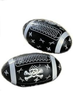 4in Foam Pirate Football