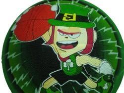 9in Luck Of The Irish Regulation Basketball