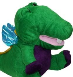 10in Plush Gator w/ Wings
