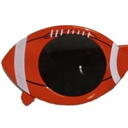 6 1/2in x 2in Sport Ball Sunglasses Football
