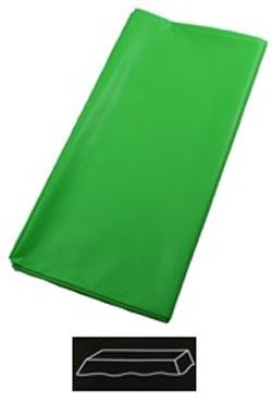 54in x 108in Citrus Green Plastic Tablecovers