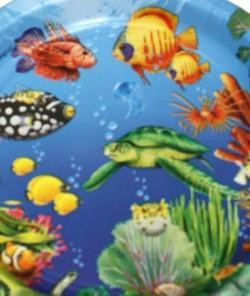 7in Ocean Friends Paper Plates