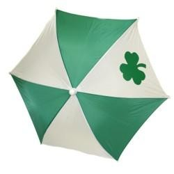 14in St Patricks Nylon Umbrella