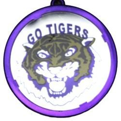 32in 10mm Go Tigers Flashing Tunnel Light Beads