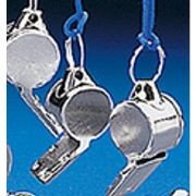 2in Metal Kids Whistles