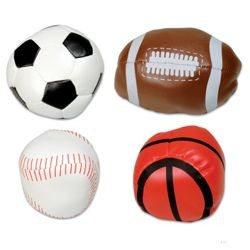 4in Soft Sports Ball