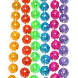 12mm 72in Assorted AB Beads