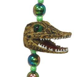 Alligator Heads Necklace