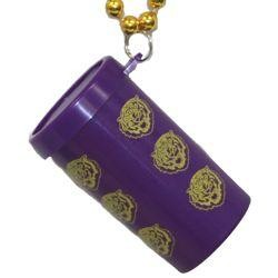 LSU Tiger Air Blaster Necklace